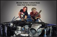 Monster Guitars Mark Easton and Adam Hole